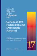 Canada: The State of the Federation 2017