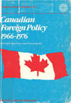 Canadian Foreign Policy, 1966-1976