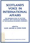 Scotland's Voice in International Affairs