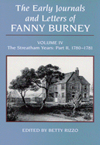 Early Journals and Letters of Fanny Burney: Volume IV, The