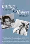 Irving Layton and Robert Creeley