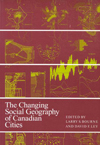 Changing Social Geography of Canadian Cities, The