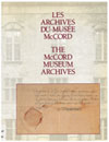 McCord Museum Archives, The
