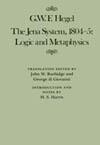 Jena System, 1804-5, The