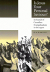 Is Jesus Your Personal Saviour?