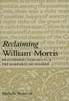 Reclaiming William Morris