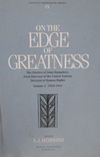 On the Edge of Greatness, Volume II