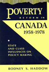 Poverty Reform in Canada, 1958-1978