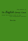 Making of the English Literary Canon, The