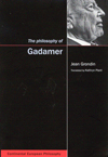 Philosophy of Gadamer, The
