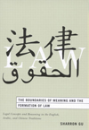 Boundaries of Meaning and the Formation of Law, The