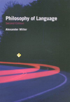 Philosophy of Language, First Edition