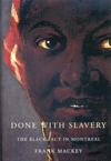 Done with Slavery