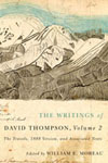 Writings of David Thompson, Volume 2, The