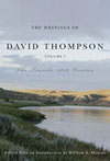 Writings of David Thompson, Volume 1, The