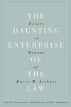 Daunting Enterprise of the Law, The