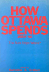 How Ottawa Spends, 1989-1990
