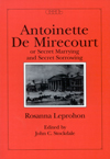 Antoinette de Mirecourt or Secret Marrying and Secret Sorrowing