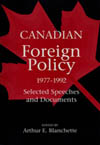 Canadian Foreign Policy, 1977-1992