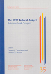 1997 Federal Budget, The