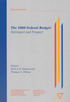 2000 Federal Budget, The