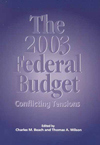 2003 Federal Budget, The