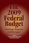 2009 Federal Budget, The