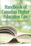 Handbook of Canadian Higher Education Law, The