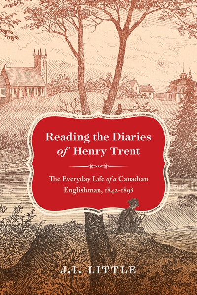 Reading the Diaries of Henry Trent
