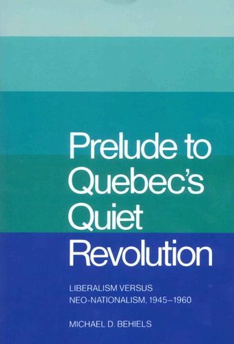 quiet revolution quebec essay An examination of quebec's quiet revolution pages 1 sign up to view the complete essay quebec's quiet revolution, english french relations, lesage.