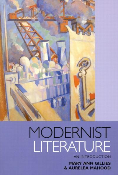 Modernist Literature | McGill-Queen's University Press |Modernism Novels