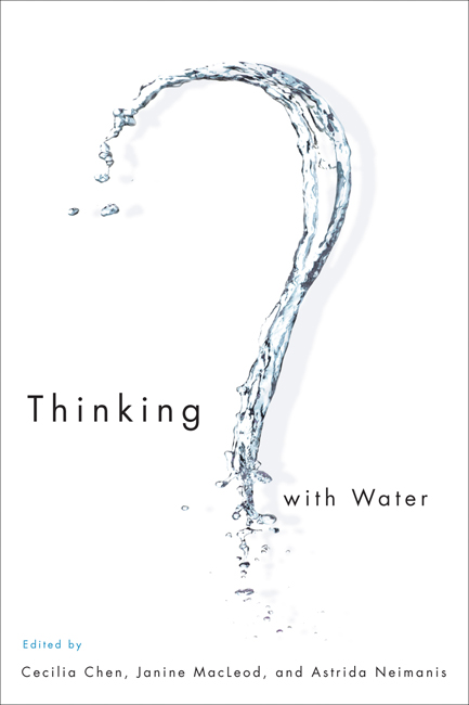 thinking with water mcgill queen s university press