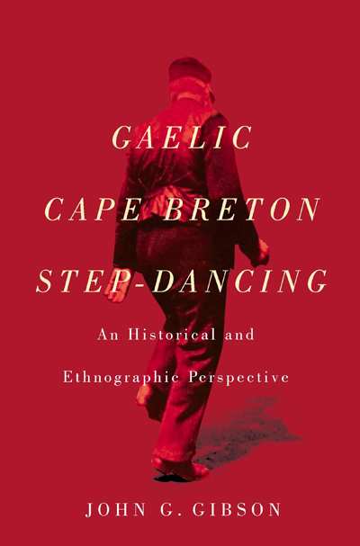 Gaelic Cape Breton Step-Dancing
