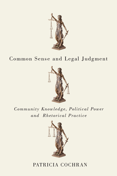 Common Sense and Legal Judgment   McGill-Queen's