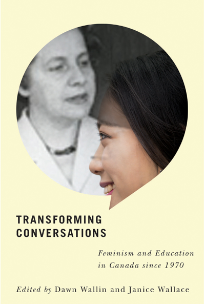 Image result for transforming conversations feminism and education