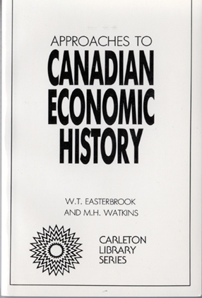 essays in canada economic history Essays in canadian economic history and over one million other books are available for amazon kindle learn more.