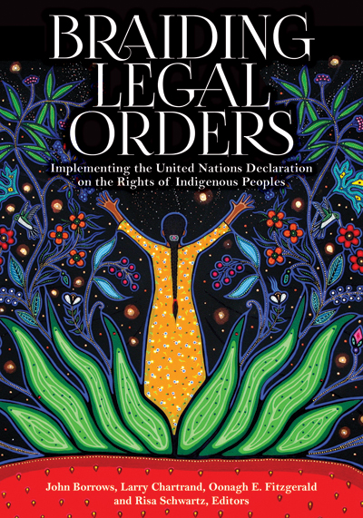 Braiding Legal Orders